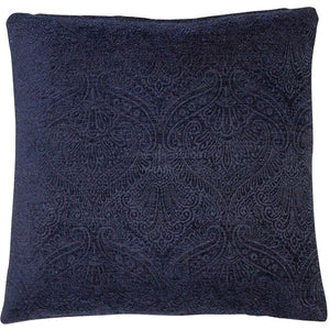 Indigo Print Cushion
