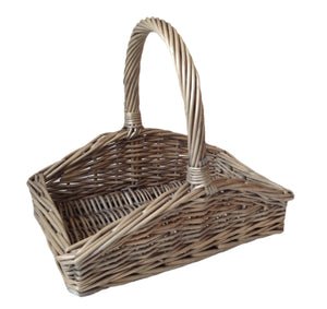 Small Slope-sided Antique Wash Trug