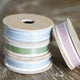 Powder Blue Stripe Ribbon