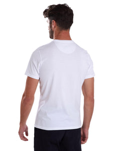 Barbour Sport T-Shirt - White