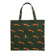 Folding Shopping Bags - Foxes