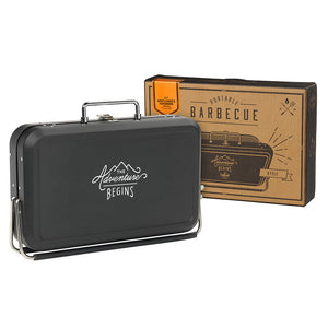 Barbecue - Suitcase Style
