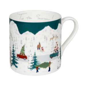 Sophie Allport 'Tis the Season - Large Mug