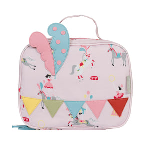 Sophie Allport Lunch bag - Fairground Ponies