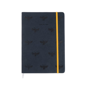 Sophie Allport Bees Faux Leather Notebook