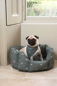 Sophie Allport Pet Bed - Small - Pug