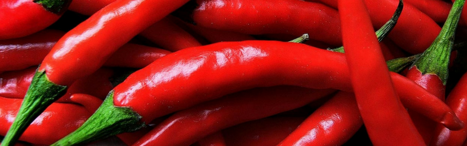 Fight Pain with Peppers