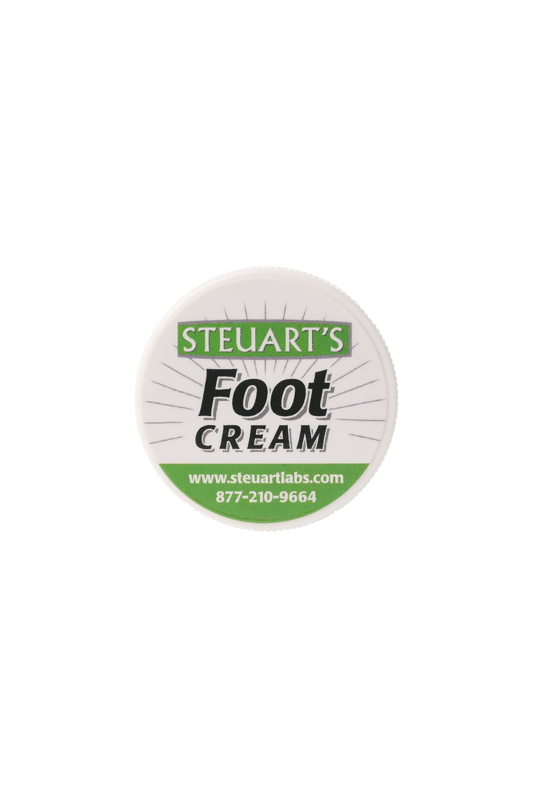 Steuart's Foot Cream Sample