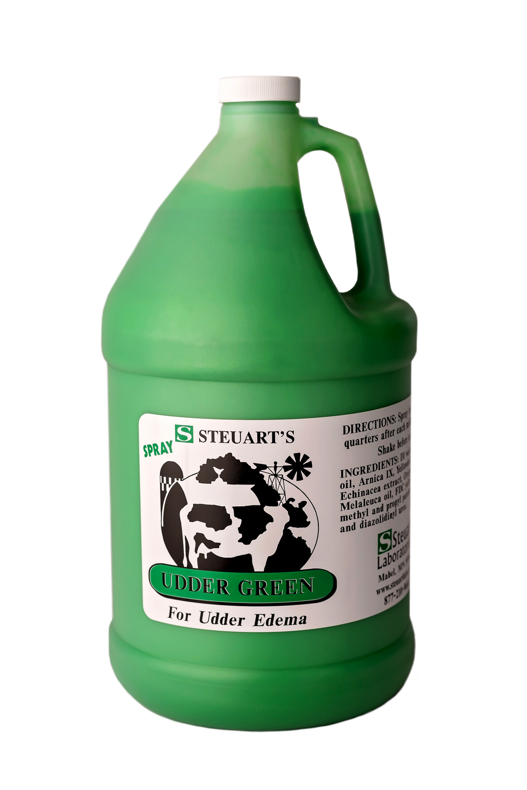 Steuart's Udder Green Spray 1 Gallon