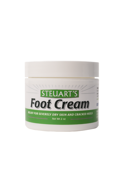 Steuart's Foot Cream 2oz.