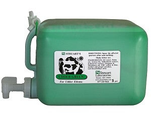 Steuart's Udder Green Spray 5 Gallon