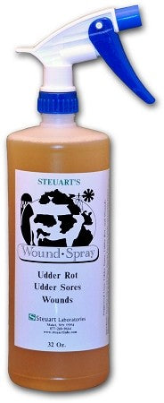 Steuart's Wound Spray 32oz.