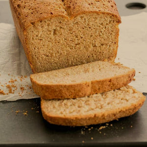 Lovely Low-Carb Moringa Bread