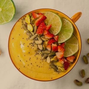 Turmeric and Moringa Smoothie