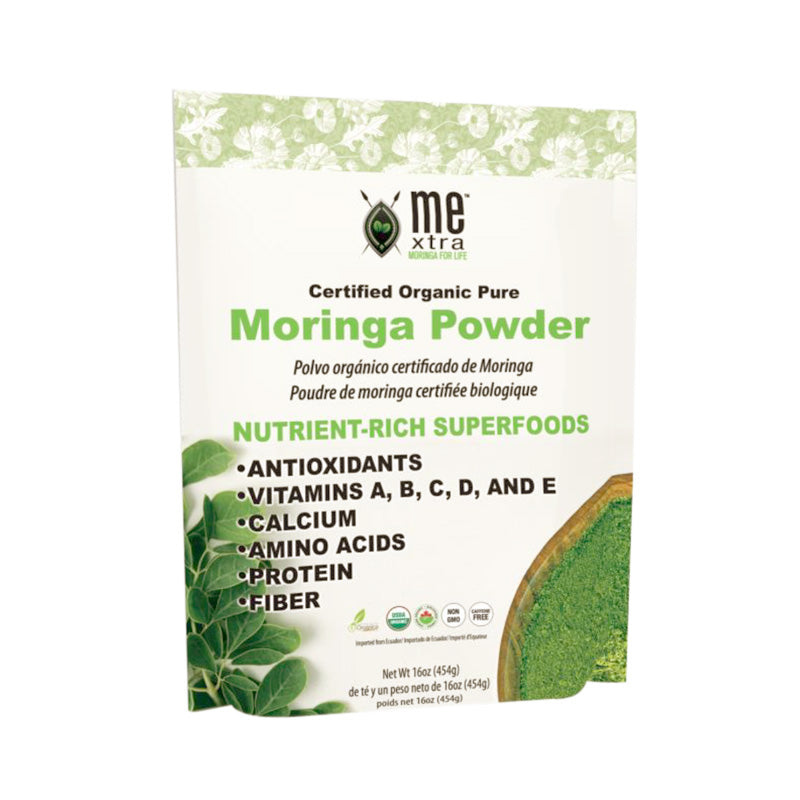 Certified Organic Moringa Powder