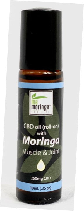 CBD oil (roll-on) with Moringa