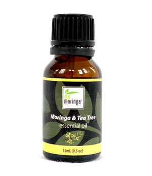 Essential Oil, Moringa and Tea Tree