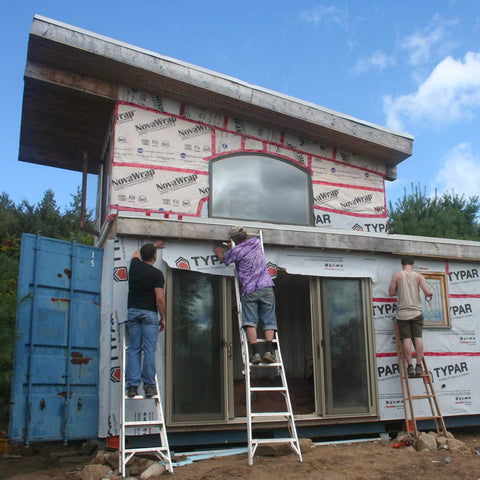 Building-A-Container-House