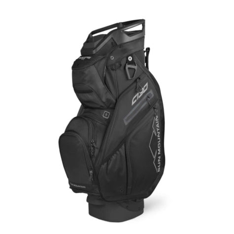 Sun Mountain 2021 C-130 5-Way Cart Bag