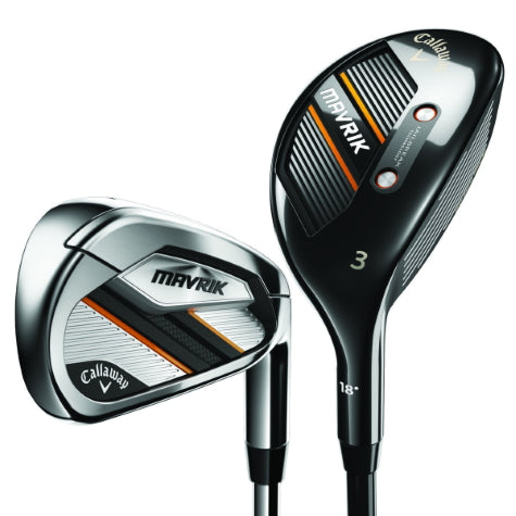 Callaway Mavrik Combo 8 Piece Iron Set Graphite