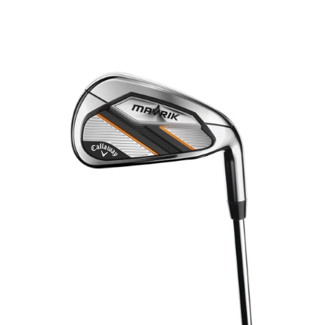 Callaway Mavrik 8 Piece Iron Set Graphite