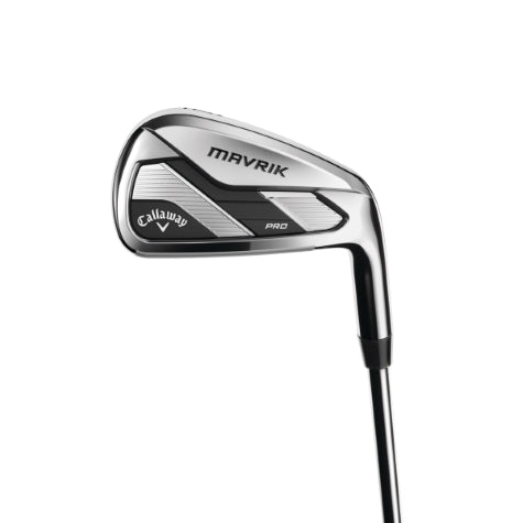 Callaway Mavrik Pro 8 Piece Iron Set Steel