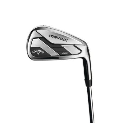 Callaway Mavrik Pro 7 Piece Iron Set Graphite