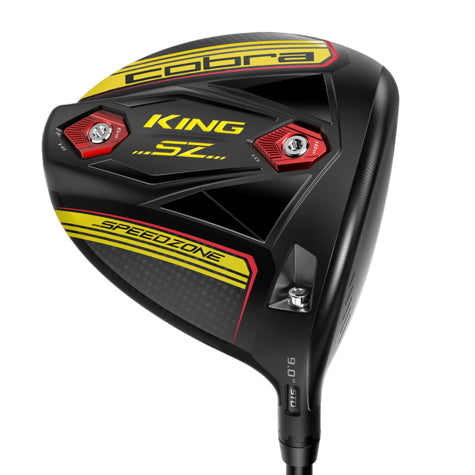 Cobra King SZ Speedzone Men's Driver Black/Yellow Right Hand
