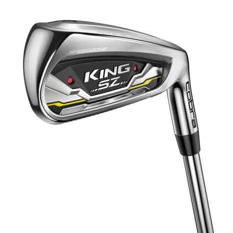 Cobra King SZ Iron Set Steel Shaft