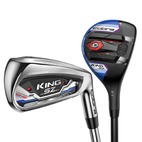 Cobra King SZ One Length Combo Iron Set Graphite Shaft
