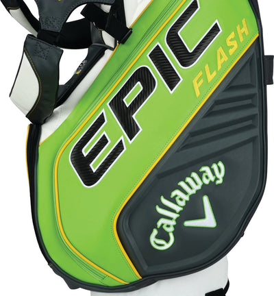 Callaway Epic Flash Staff Double Strap Stand Golf Bag
