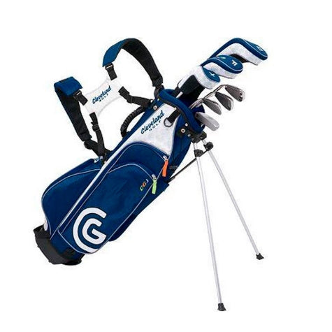 Cleveland CGJ 7-Piece Complete Junior Set W/Bag Size Large Ages 10-12