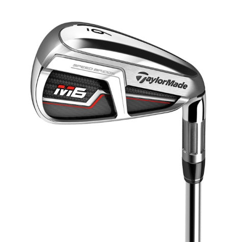 Taylormade M6 Iron Set Steel Shaft 7 pieces