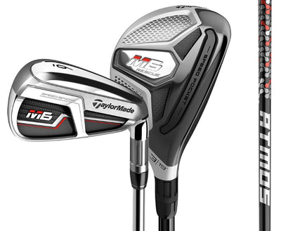 Taylormade M6 Combo Irons Graphite Shafts
