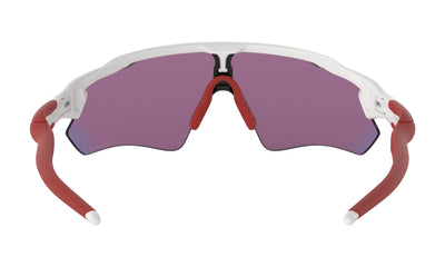 Oakley Radar EV Path Polished White Sunglasses