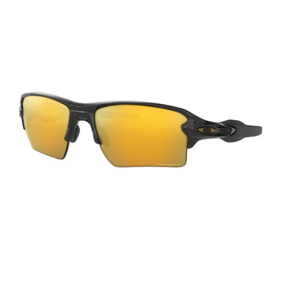 Oakley Flak 2.0 XL Polished Black Prizm 24k Sunglasses