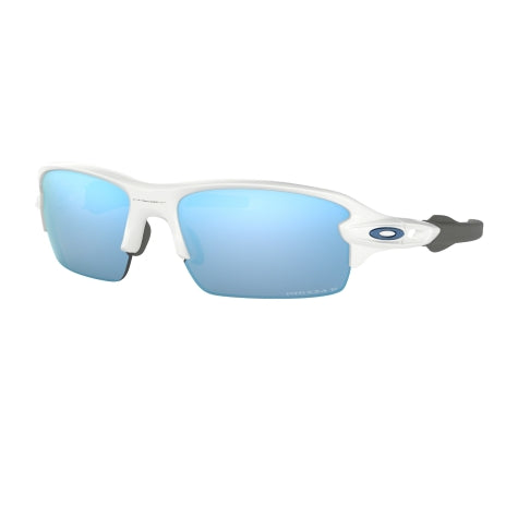 Oakley Flak 2.0 XS Polished White Prizm Sunglasses