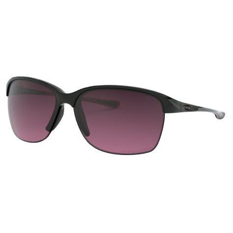 Oakley Unstoppable Polished Black Sunglasses