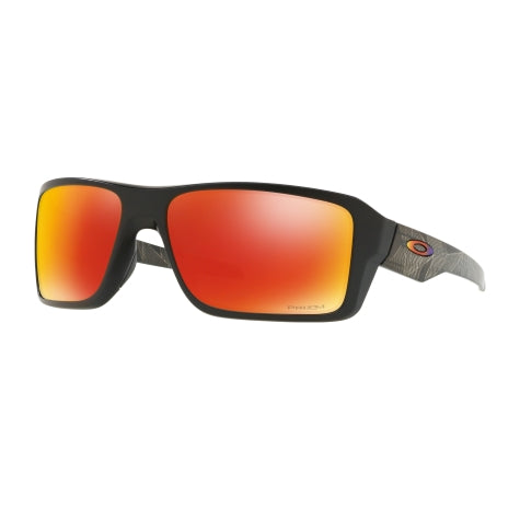 Oakley Double Edge Matte Black Sunglasses