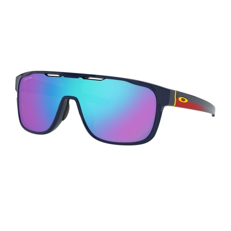 Oakley Crossrange Shield Navy Sunglasses