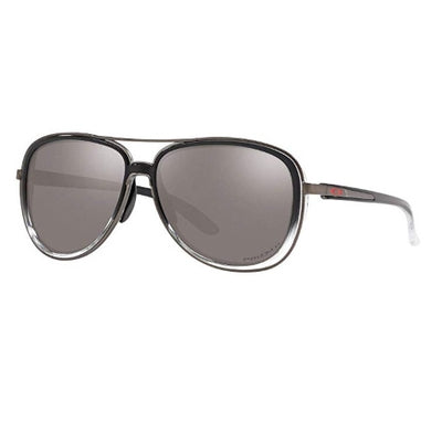 Oakley Split Time Black Clear Fade Sunglasses