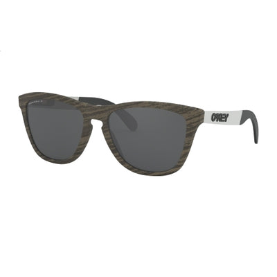 Oakley Frogskins Mix Woodgrain Sunglasses