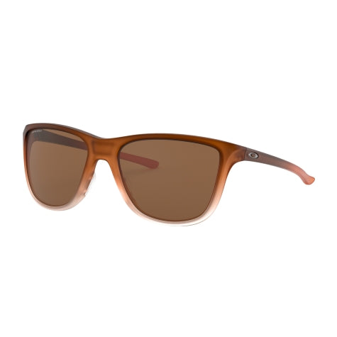 Oakley Women's Reverie Rose Gold Prizm Sunglasses