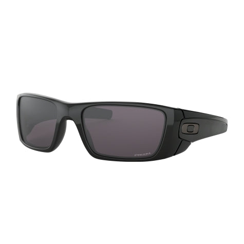 Oakley Fuel Cell Polished Black Grey Sunglasses