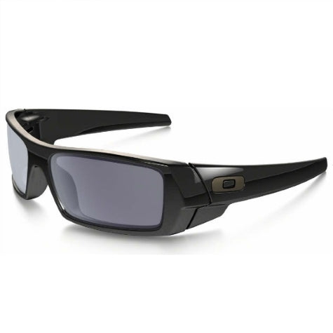 Oakley Gascan Polished Black Sunglasses