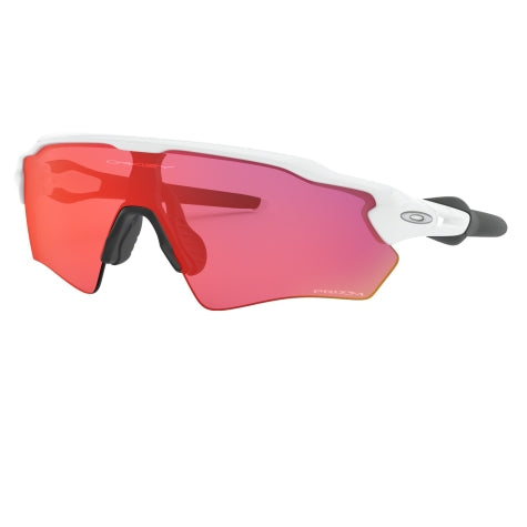 Oakley Radar EV XS Youth Fit Path Polished White Sunglasses