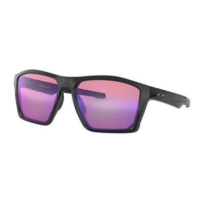 Oakley Targetline Polished Black Prizm Sunglasses