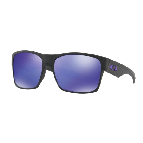 Oakley Twoface XL Matte Black Sunglasses