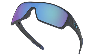 Oakley Turbine Rotor Matte Translucent Blue Sunglasses