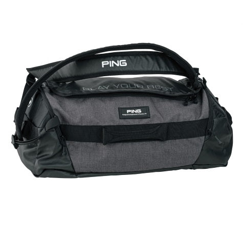 Ping 2020 Duffle Travel Bag Heather Grey